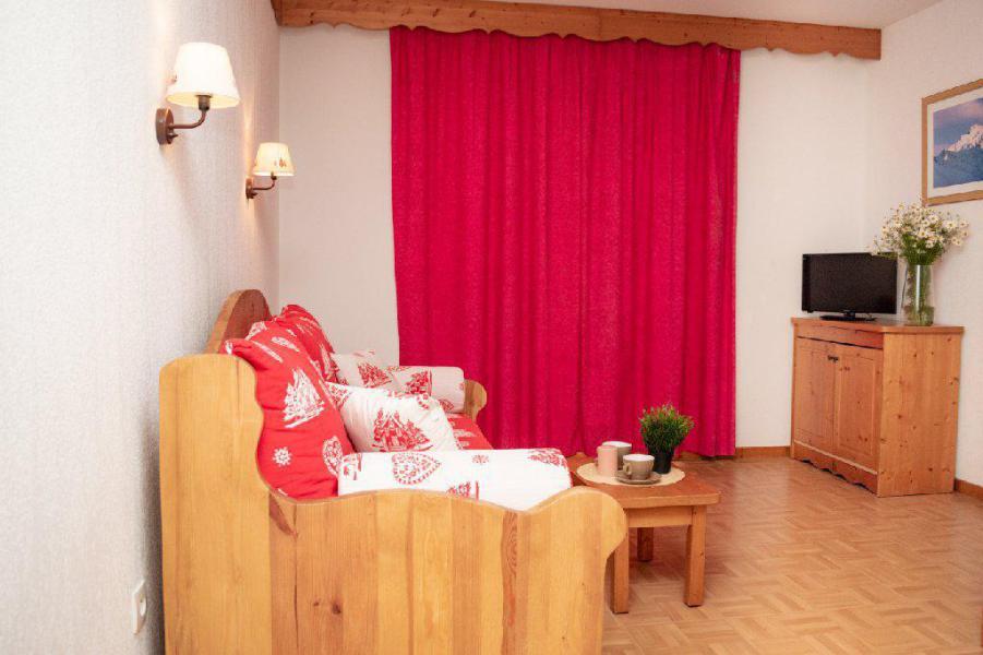 Vacances en montagne Studio 2 personnes (D140106) - Résidence Les Gentianes - Puy-Saint-Vincent