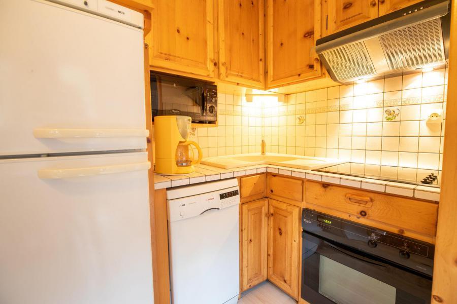 Vacaciones en montaña Apartamento 2 piezas para 4 personas (GE21G) - Résidence les Gentianes - La Norma - Cama doble