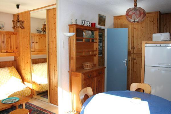Vacaciones en montaña Apartamento 2 piezas para 4 personas (GE21G) - Résidence les Gentianes - La Norma - Estancia