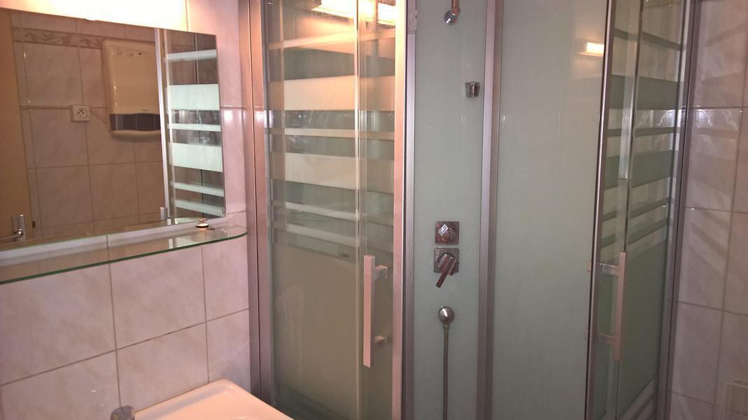 Vacaciones en montaña Apartamento cabina para 4 personas (GE09G) - Résidence les Gentianes - La Norma - Cuarto de baño