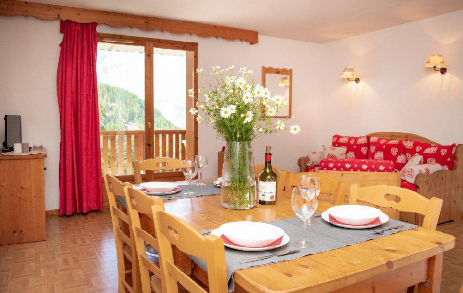 Wakacje w górach Résidence Les Gentianes - Puy-Saint-Vincent - Pokój gościnny