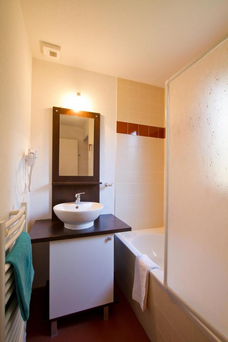 Vacances en montagne Résidence les Gentianes - Gresse en Vercors - Salle de bains