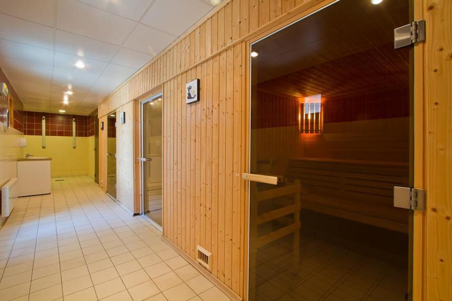 Vacances en montagne Résidence les Gentianes - Gresse en Vercors - Sauna