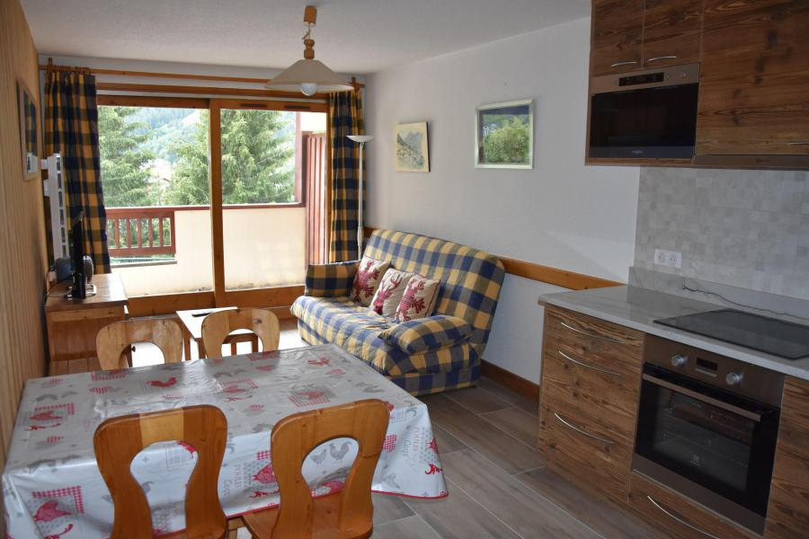 Vacaciones en montaña Apartamento 2 piezas para 4 personas (C2) - Résidence les Glaciers - Pralognan-la-Vanoise