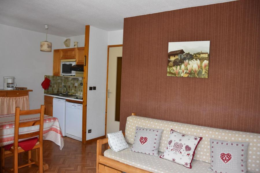 Vacaciones en montaña Apartamento 3 piezas para 4 personas (B3) - Résidence les Glaciers - Pralognan-la-Vanoise