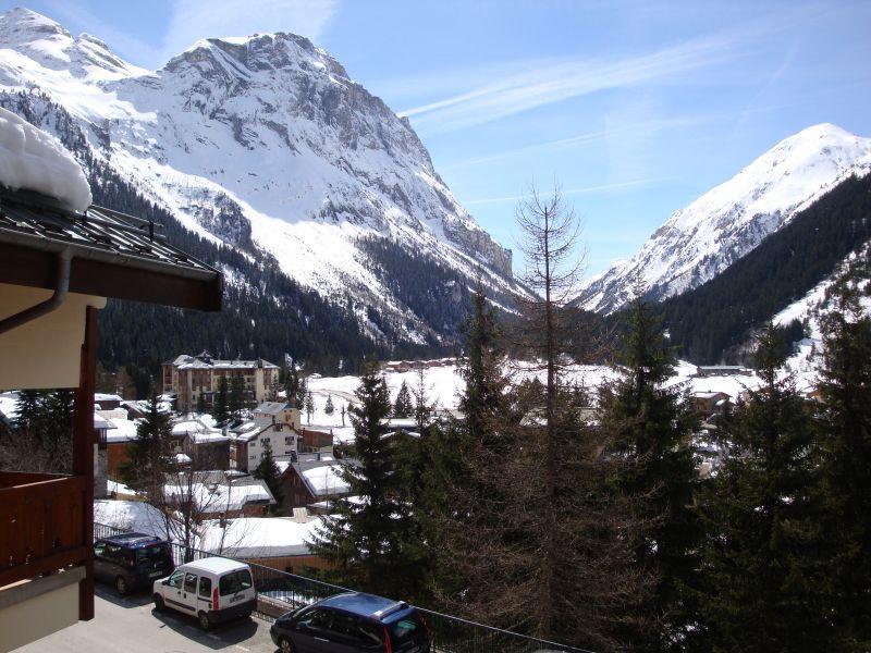 Vacaciones en montaña Apartamento 3 piezas para 6 personas (B6) - Résidence les Glaciers - Pralognan-la-Vanoise