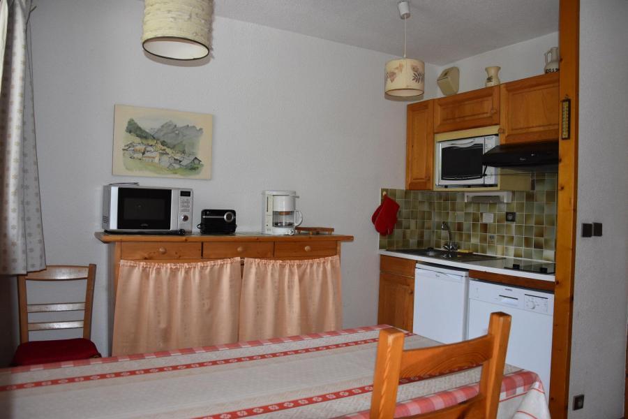 Wakacje w górach Apartament 3 pokojowy 4 osób (B3) - Résidence les Glaciers - Pralognan-la-Vanoise - Pokój gościnny