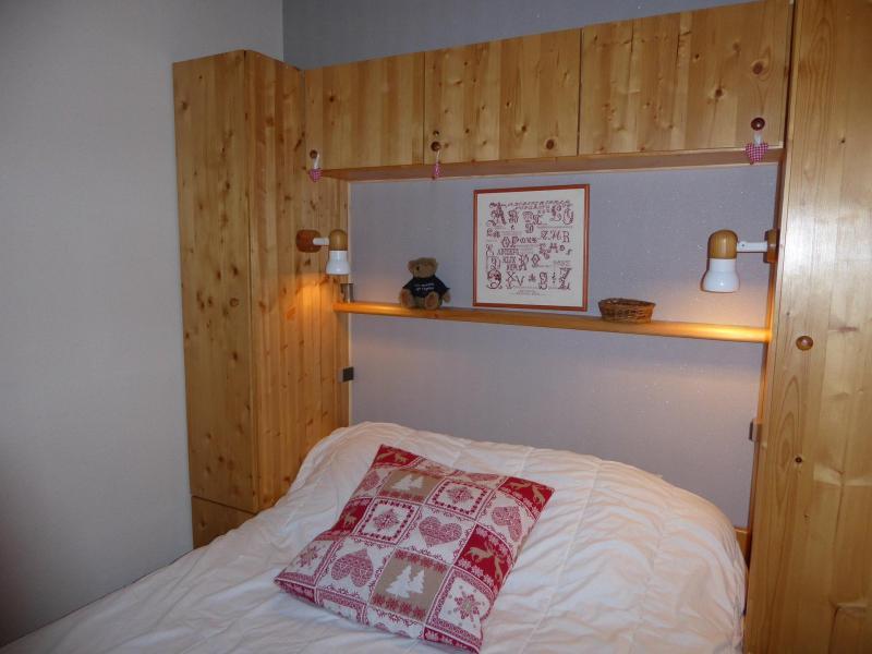 Wakacje w górach Apartament 3 pokojowy 6 osób (B6) - Résidence les Glaciers - Pralognan-la-Vanoise - Łóżkem małżeńskim
