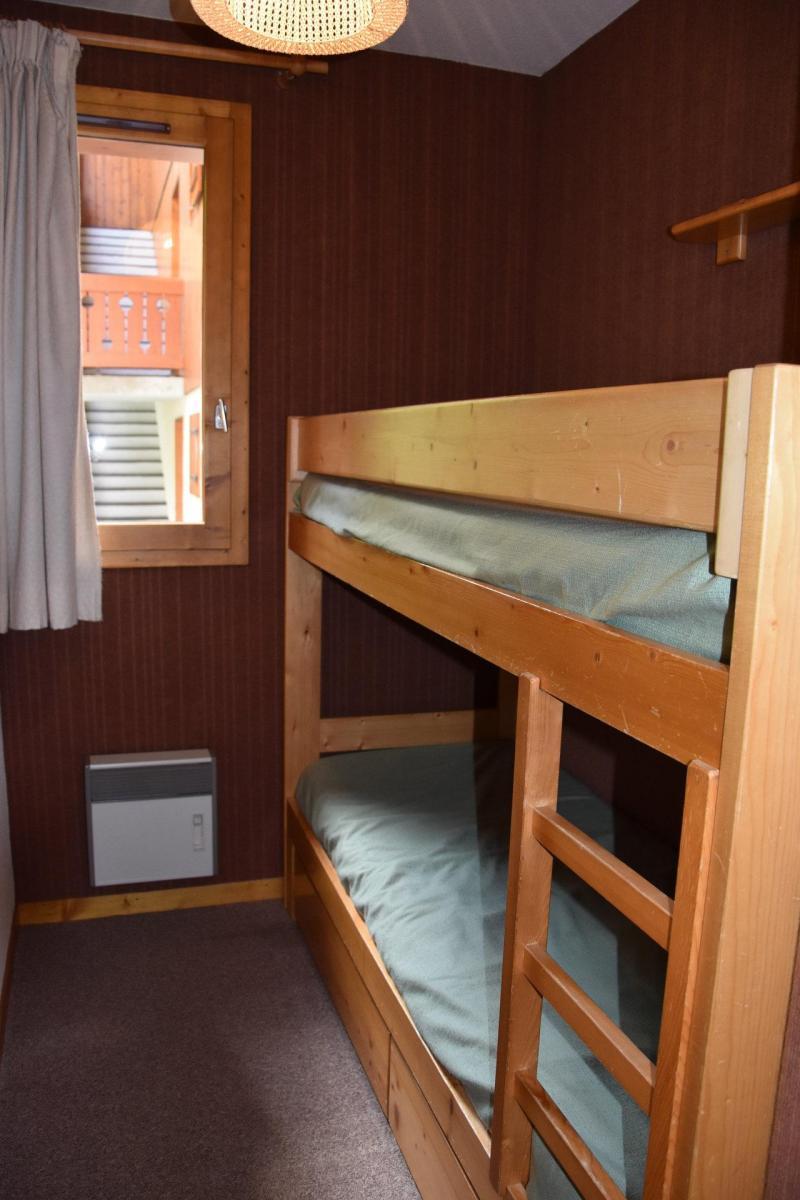 Vacaciones en montaña Apartamento 3 piezas para 4 personas (B3) - Résidence les Glaciers - Pralognan-la-Vanoise - Camas superpuestas