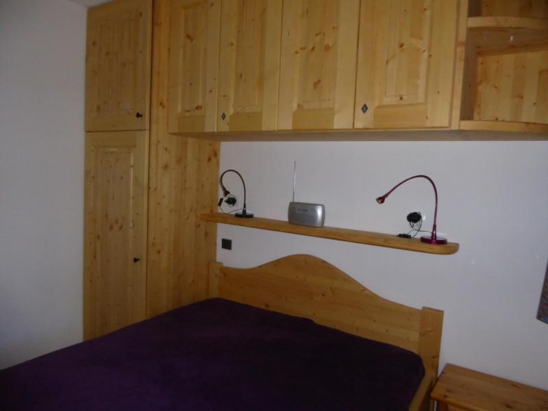 Vacaciones en montaña Apartamento 3 piezas para 4 personas (C4) - Résidence les Glaciers - Pralognan-la-Vanoise - Cama doble
