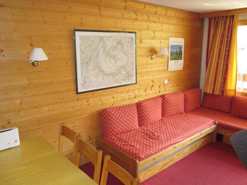 Vacanze in montagna Appartamento 3 stanze per 6 persone (537) - Résidence les Glaciers - La Plagne - Sedile