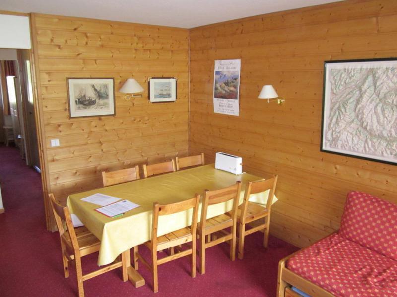 Vacanze in montagna Appartamento 3 stanze per 6 persone (537) - Résidence les Glaciers - La Plagne - Tavolo