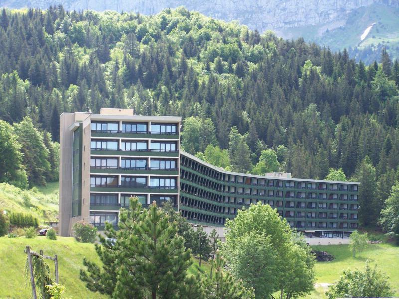 Vacaciones en montaña Résidence les Glovettes - Villard de Lans
