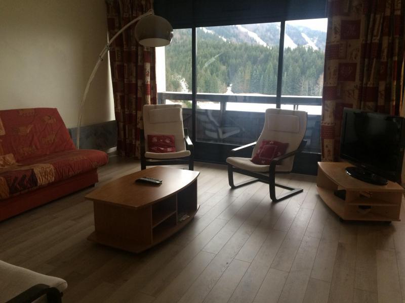 Vacaciones en montaña Apartamento 2 piezas cabina para 6 personas (5005T6) - Résidence les Glovettes - Villard de Lans - Estancia