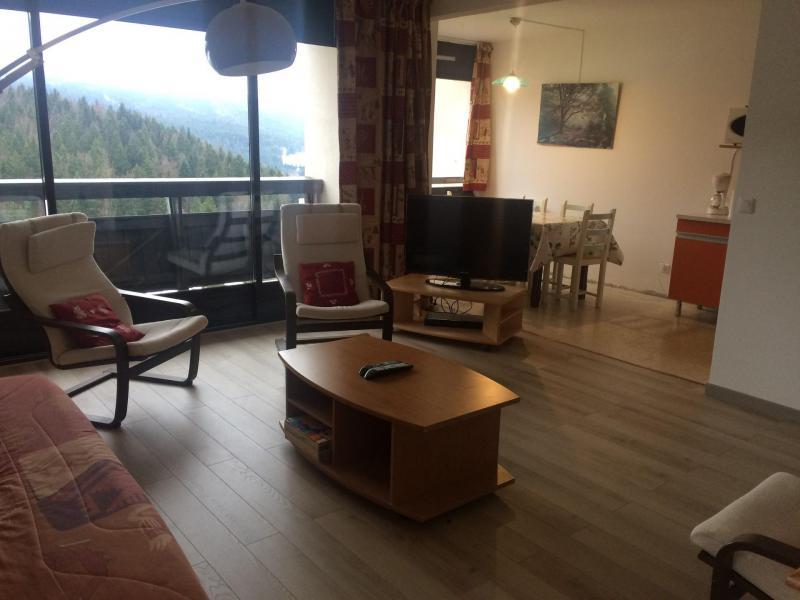 Vacaciones en montaña Apartamento 2 piezas cabina para 6 personas (5005T6) - Résidence les Glovettes - Villard de Lans - Mesa baja