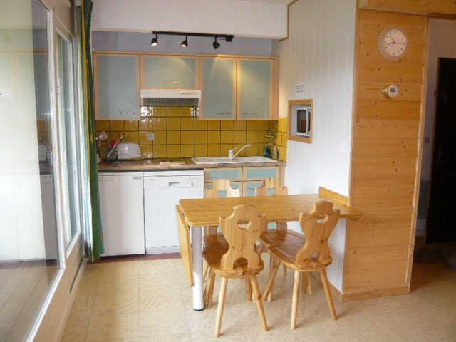 Vacaciones en montaña Apartamento 2 piezas para 6 personas (217T15) - Résidence les Glovettes - Villard de Lans - Cocina