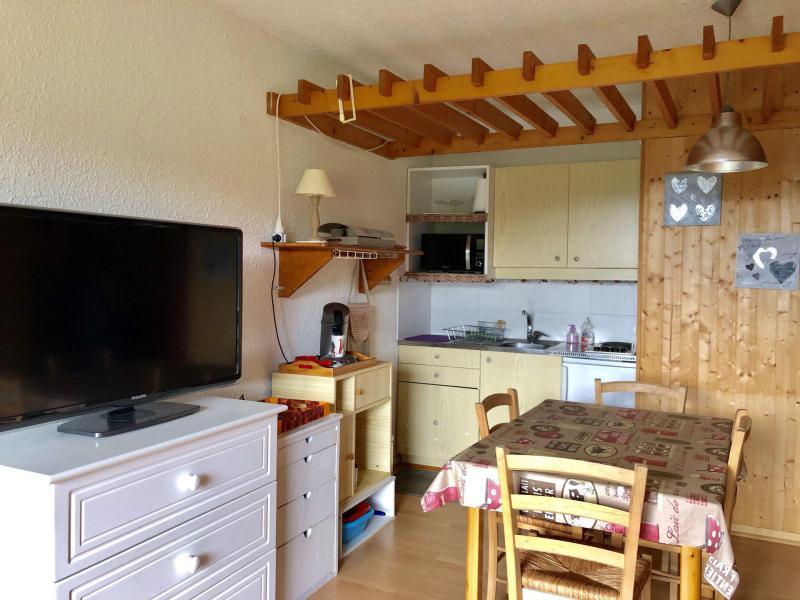 Vacaciones en montaña Apartamento cabina para 4 personas (307T20) - Résidence les Glovettes - Villard de Lans - Estancia