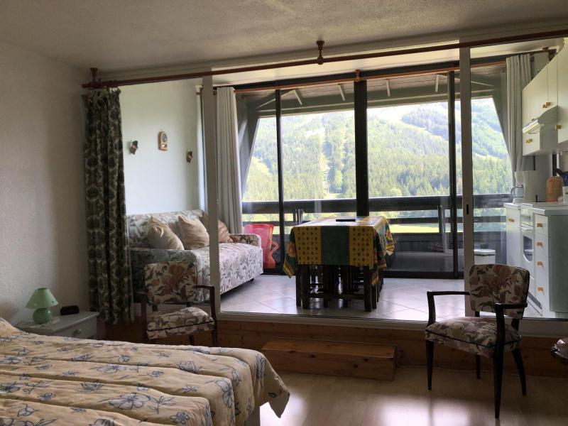 Vacaciones en montaña Apartamento cabina para 6 personas (813T3) - Résidence les Glovettes - Villard de Lans - Estancia