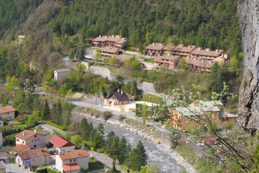 Vacances en montagne Résidence les Gorges Rouges - Valberg / Beuil - Extérieur été