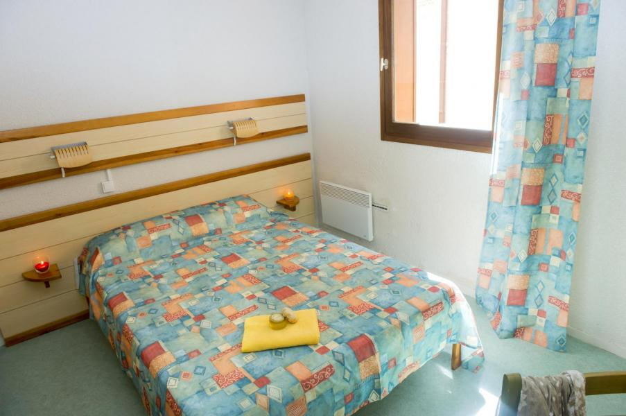 Urlaub in den Bergen Résidence les Gorges Rouges - Valberg / Beuil - Doppelbett