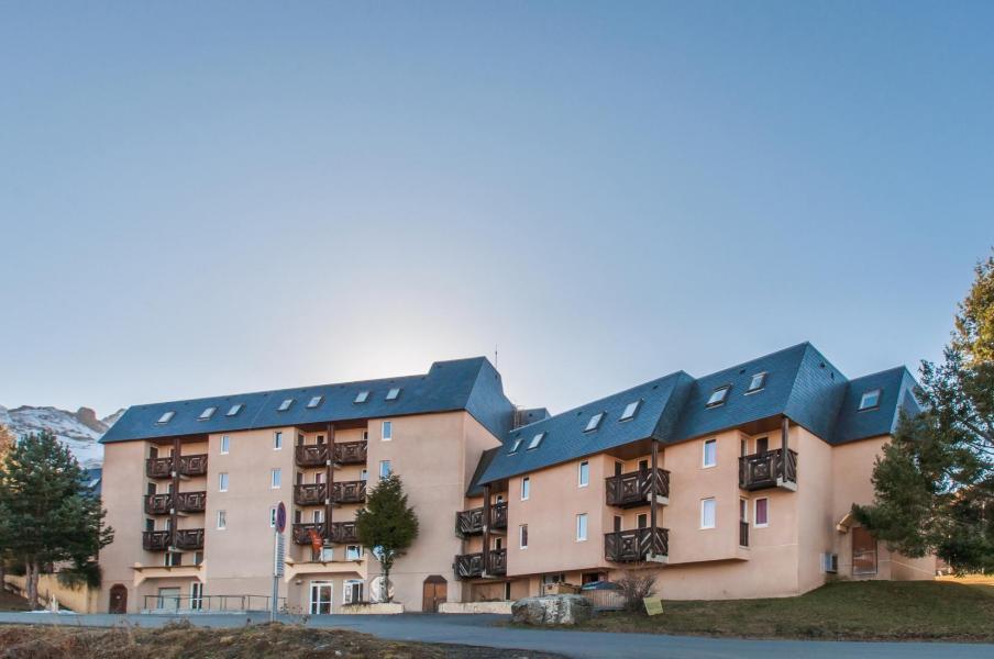 Location au ski Residence Les Gourgs Blancs - Val Louron - Extérieur été