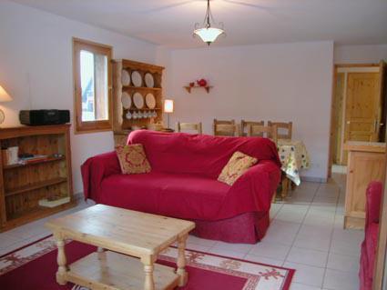 Vacaciones en montaña Apartamento 3 piezas para 6 personas (4P09) - Résidence les Grandes Alpes - Samoëns