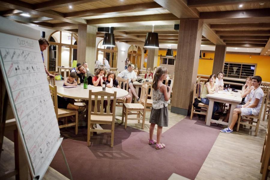 Vacances en montagne Résidence les Grandes Feignes - La Bresse - Jeux