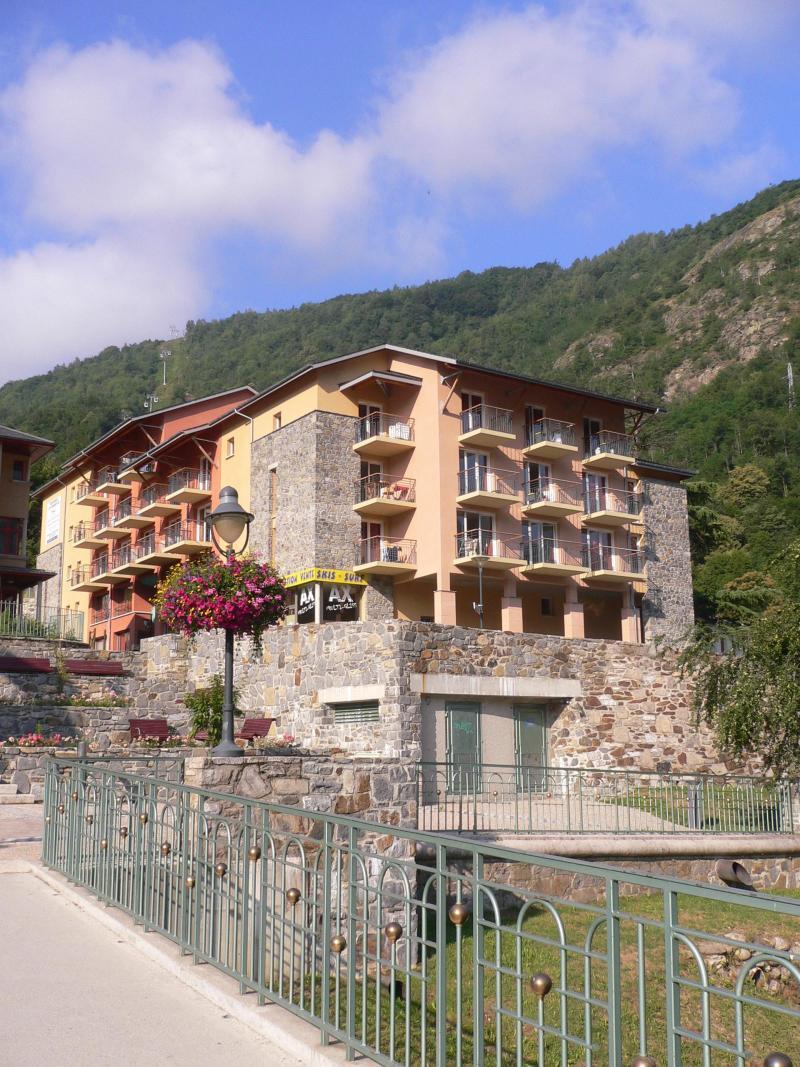 Alquiler al esquí Résidence les Grands Ax - Ax-Les-Thermes - Verano