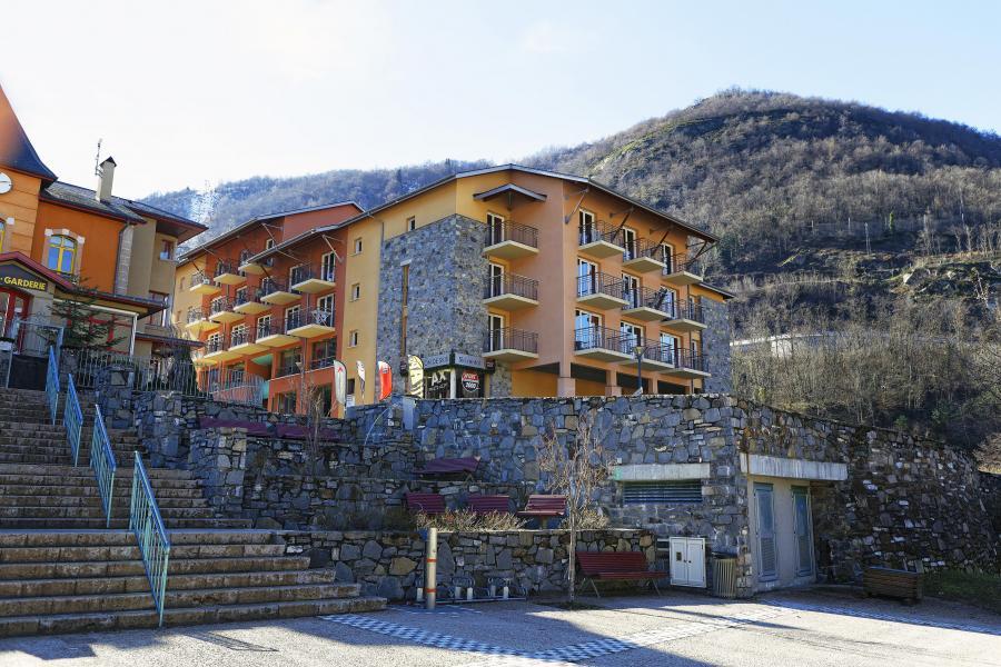 Location au ski Residence Les Grands Ax - Ax-Les-Thermes - Extérieur été