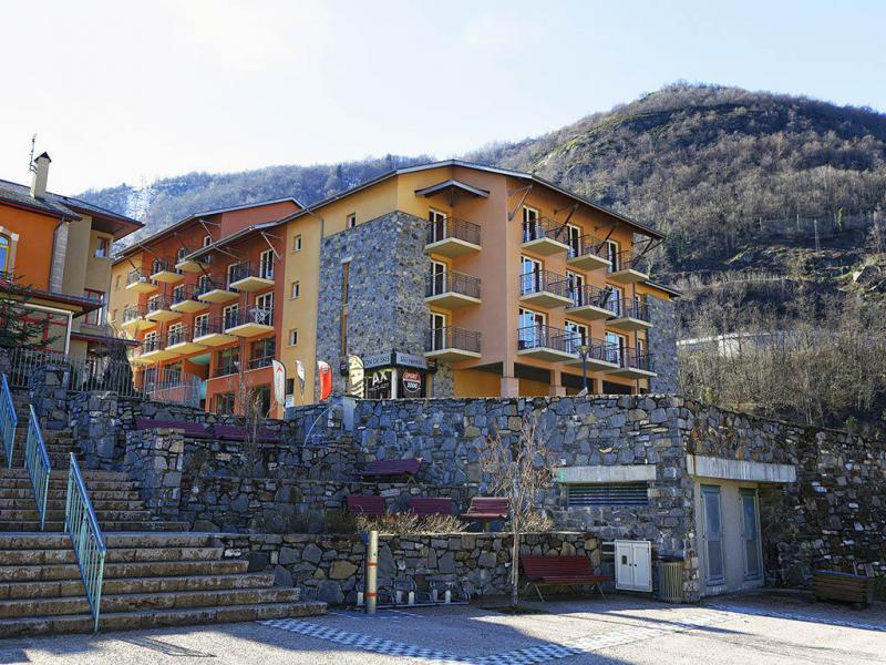 Vacances en montagne Résidence les Grands Ax - Ax-Les-Thermes