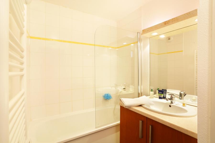 Urlaub in den Bergen Résidence les Grands Ax - Ax-Les-Thermes - Badezimmer