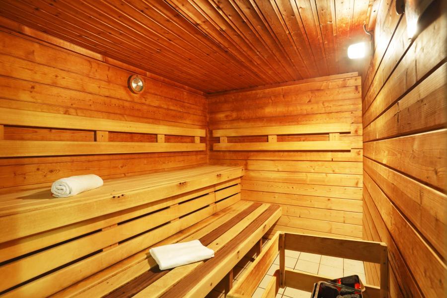 Vacances en montagne Résidence les Grands Ax - Ax-Les-Thermes - Sauna
