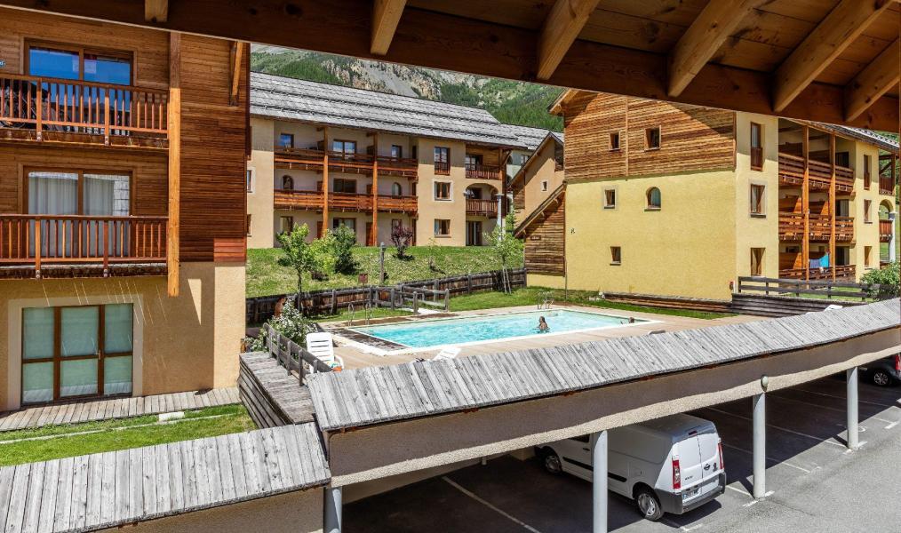 Location au ski Résidence les Granges d'Arvieux - Arvieux en Queyras - Extérieur été