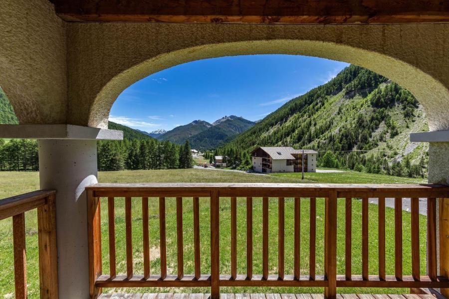Vacances en montagne Résidence les Granges d'Arvieux - Arvieux en Queyras - Balcon