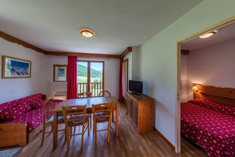 Vacaciones en montaña Résidence les Granges d'Arvieux - Arvieux en Queyras - Salón