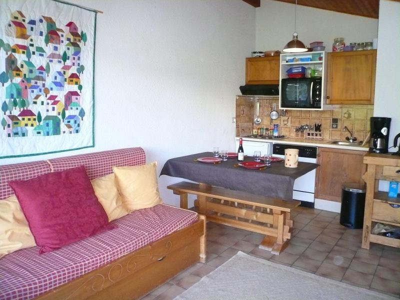 Holiday in mountain resort 2 room apartment 6 people (16) - Résidence les Granges d'Ormaret - Combloux