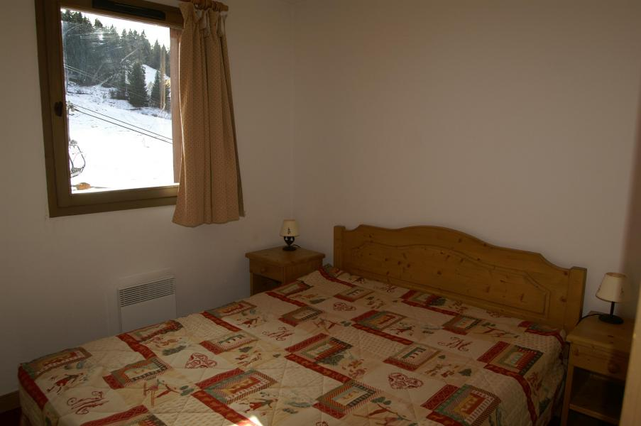 Holiday in mountain resort 2 room apartment 4 people - Résidence les Granges des 7 Laux - Les 7 Laux - Bedroom