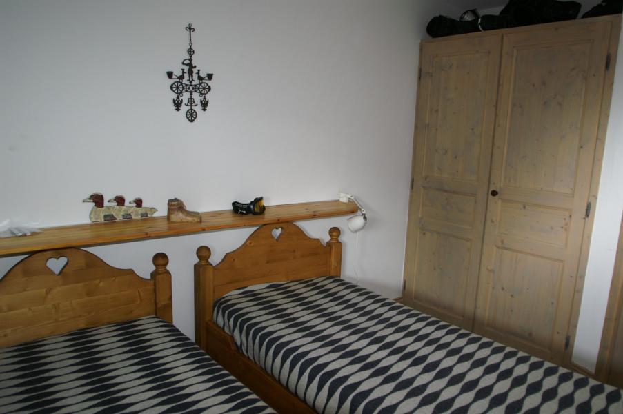 Holiday in mountain resort 3 room apartment cabin 6-8 people - Résidence les Granges des 7 Laux - Les 7 Laux - Single bed