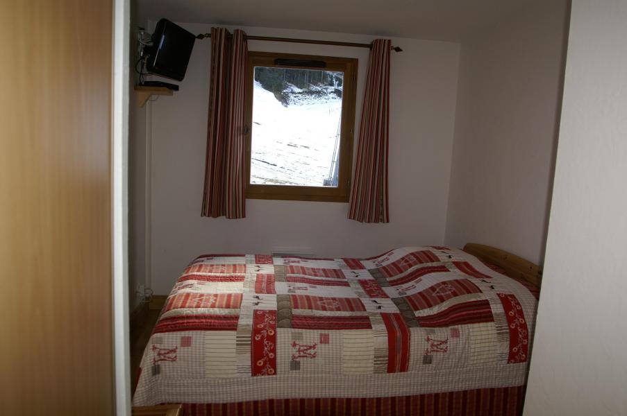 Vakantie in de bergen Appartement 2-3 kamers 4-6 personen - Résidence les Granges des 7 Laux - Les 7 Laux - Kamer