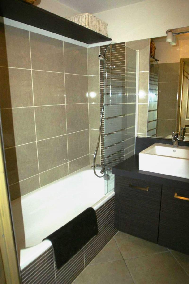 Vacances en montagne Appartement 3 pièces cabine 6-8 personnes - Résidence les Granges des 7 Laux - Les 7 Laux - Salle de bains