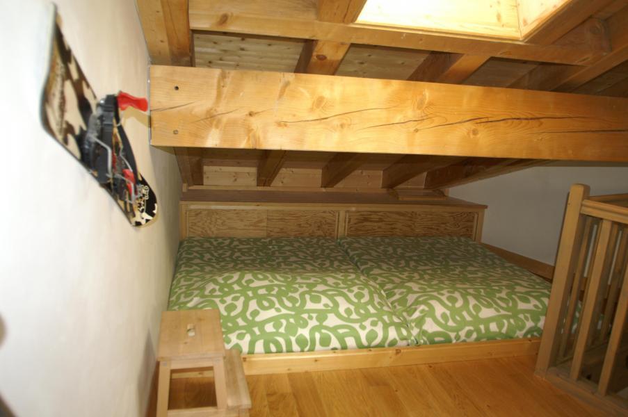 Vakantie in de bergen Appartement duplex 3 kabine kamers 10 personen - Résidence les Granges des 7 Laux - Les 7 Laux - Zolderkamer