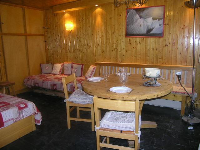 Vacances en montagne Studio 5 personnes (6) - Résidence les Grangettes - Méribel