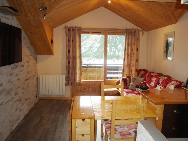 Vacaciones en montaña Estudio mezzanine para 2 personas (24) - Résidence les Hameaux de la Vanoise - Pralognan-la-Vanoise