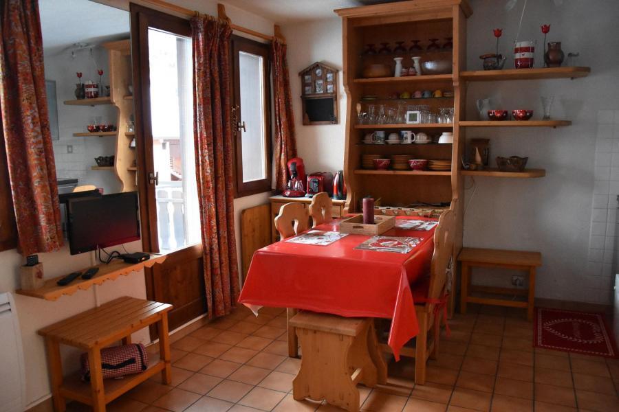 Vacaciones en montaña Apartamento 2 piezas para 4 personas (5C) - Résidence les Hameaux de la Vanoise - Pralognan-la-Vanoise