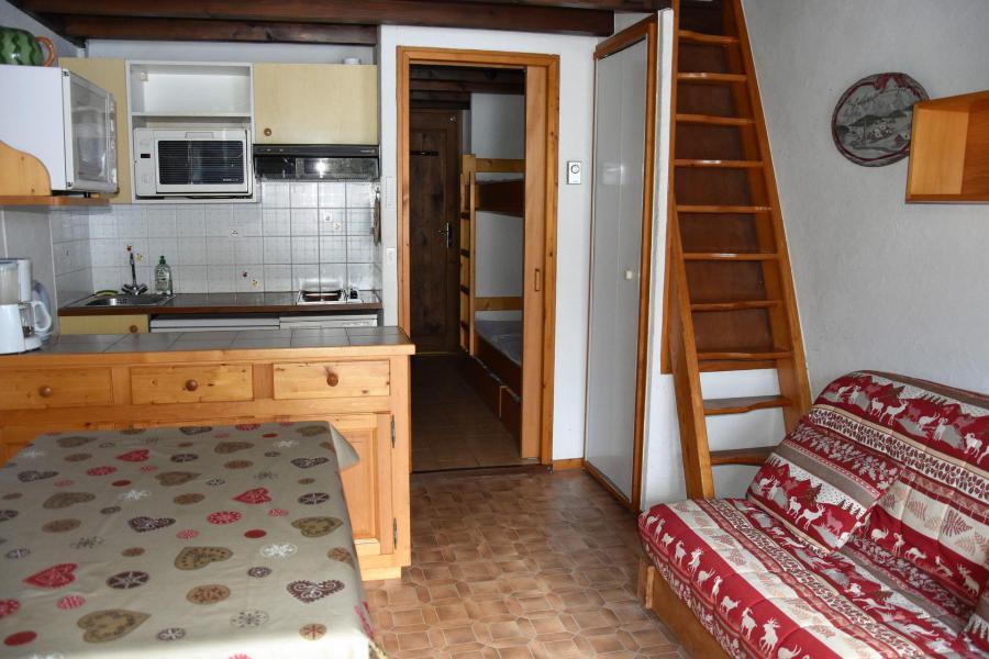 Vacaciones en montaña Estudio mezzanine para 4 personas (35) - Résidence les Hameaux de la Vanoise - Pralognan-la-Vanoise