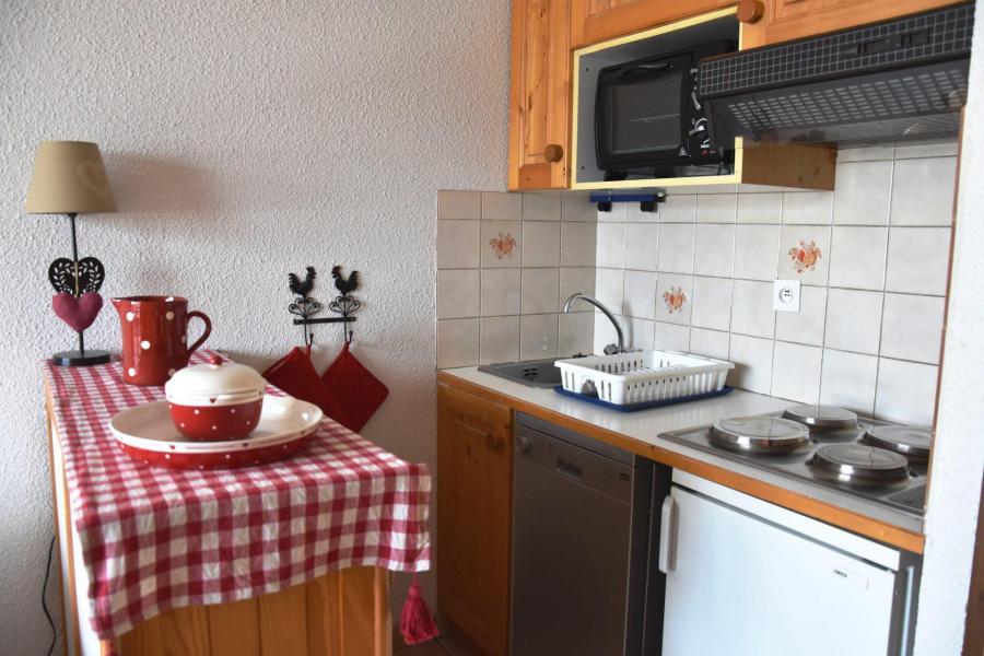 Vacaciones en montaña Estudio para 4 personas (15) - Résidence les Hameaux de la Vanoise - Pralognan-la-Vanoise