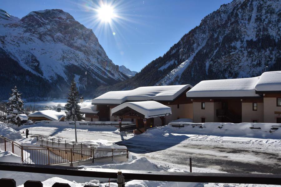 Vacaciones en montaña Estudio para 4 personas (3) - Résidence les Hameaux de la Vanoise - Pralognan-la-Vanoise