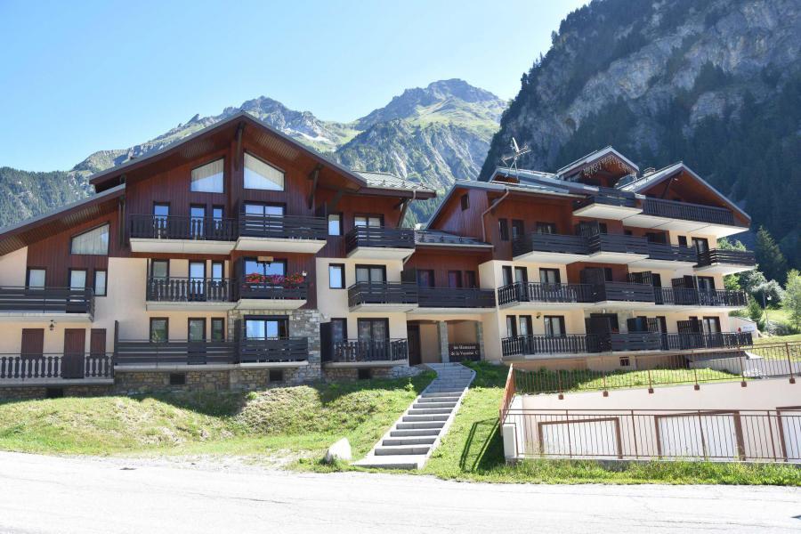 Vacaciones en montaña Estudio para 4 personas (3) - Résidence les Hameaux de la Vanoise - Pralognan-la-Vanoise - Verano