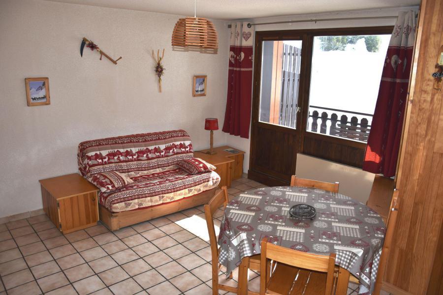Wakacje w górach Apartament 3 pokojowy 6 osób (23) - Résidence les Hameaux de la Vanoise - Pralognan-la-Vanoise - Pokój gościnny