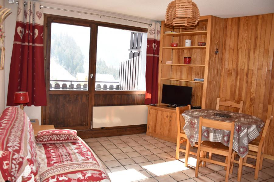 Wakacje w górach Apartament 3 pokojowy 6 osób (23) - Résidence les Hameaux de la Vanoise - Pralognan-la-Vanoise - Sofą